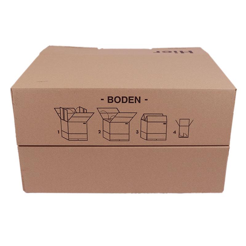 b cherkarton 42l 40kg perfekt abgestimmt auf ordner und b cher. Black Bedroom Furniture Sets. Home Design Ideas